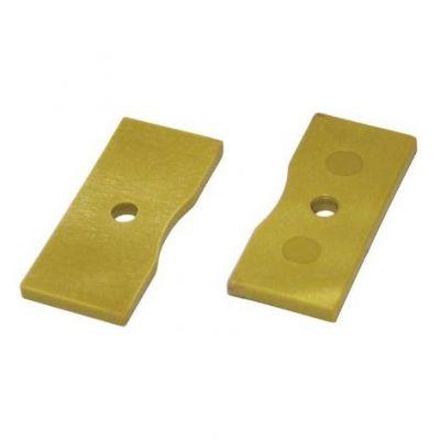 Plaquette d'appui masselottes de variateur Doppler ER3 (x2)
