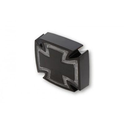 Feu arrière Highsider Gothic LED noir