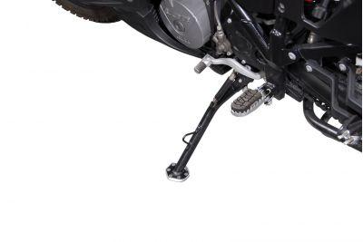 Extension de béquille latérale SW-MOTECH noir / gris KTM 990 Adv / 1190 Adv / R -13