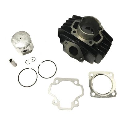 Cylindre fonte Yamaha 50 PW 81-