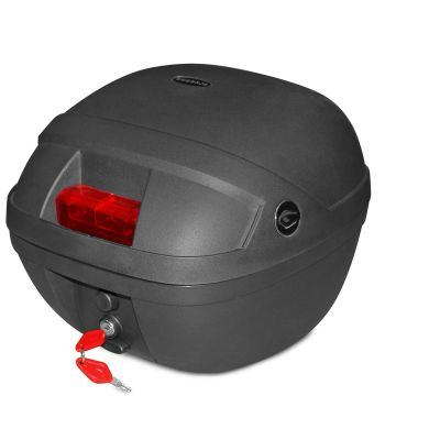 Top case Coocase S30B series 30 litres noir