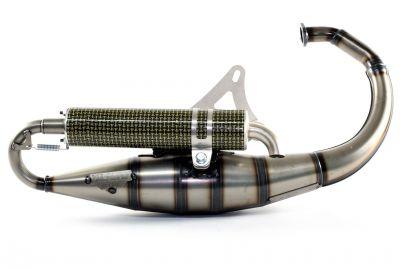 Pot d'échappement Yasuni R carbone/kevlar Booster/Stunt