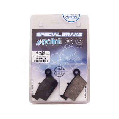 Plaquettes de frein Polini arrière Beta RR 50/125 2004>