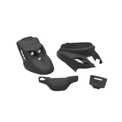 Kit carrosserie Replay design edition 4 pièces noir mat avec éclairage Booster/BW's 2004>