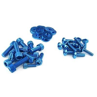 Vis de capotage bleu Ovetto