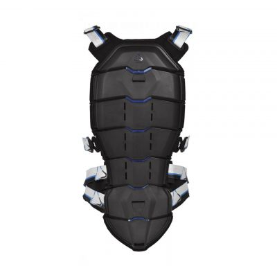 Protection dorsale Rev'it Tryonic See+ noir/bleu