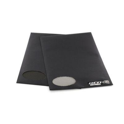 Grille de carénage BCD noir mat à découper