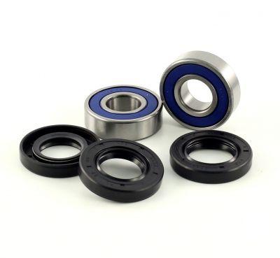 Kit roulements de roue avant pour gsf650 bandit, dl650 vstrom, sfv650 gladius