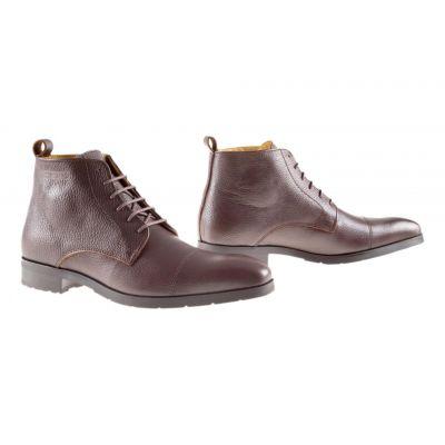 Chaussures moto Helstons Heritage marron