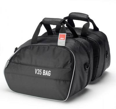Paire de sacs souples internes pour valises latérales Givi Monokey Side V35