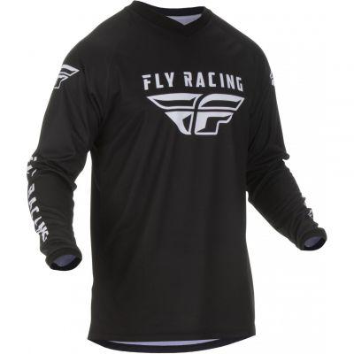 Maillot cross Fly Racing Universal noir