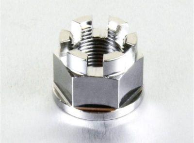 Écrou de roue Pro Bolt inox ØM18x1,5 tête 27 mm pour axe goupillé