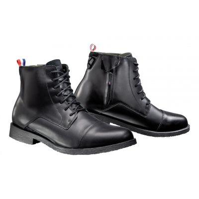 Chaussures moto Ixon Greenwich noir
