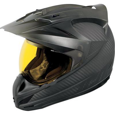 Casque intégral Icon 1000 Variant Ghost carbone