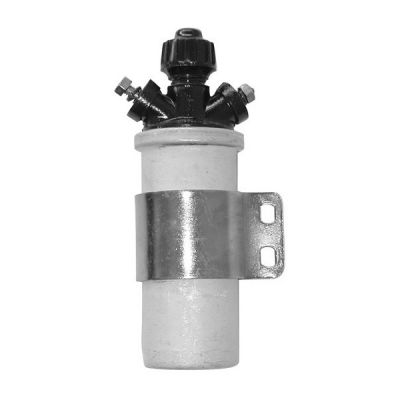 Bobine Haute Tension externe Cylindrique 12V-CC 4,6 ohm