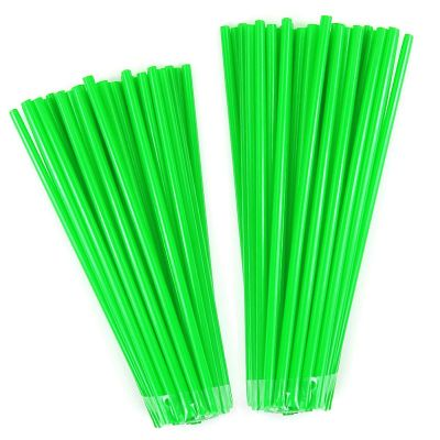 Couvre rayons Noend vert fluo