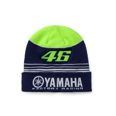 Bonnet VR46 Valentino Rossi Yamaha Racing multicolore 2017