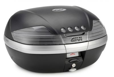 Top case Givi V46 46L catadioptre fumé