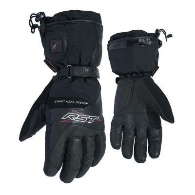 Gants RST Thermotech chauffants noir