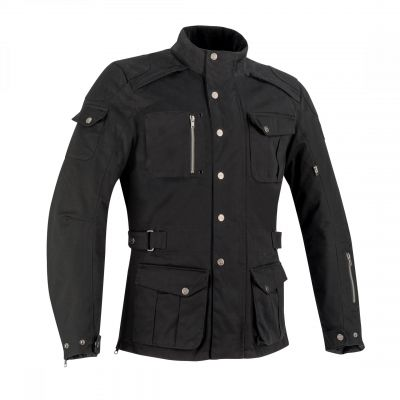 Veste textile Segura Baaron noir