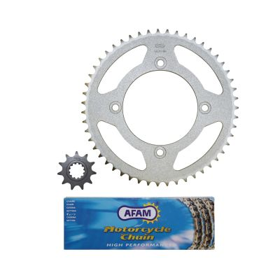Kit chaîne Afam 11x50 Beta 50 RR SM 12-