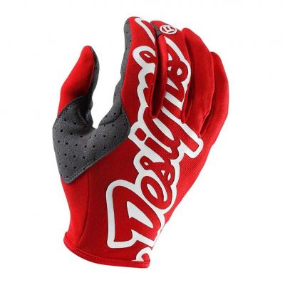 Gants cross Troy Lee Designs SE rouge