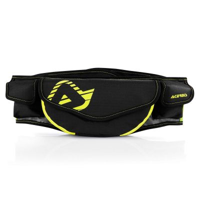 Sacoche ceinture Acerbis RAM noir/jaune