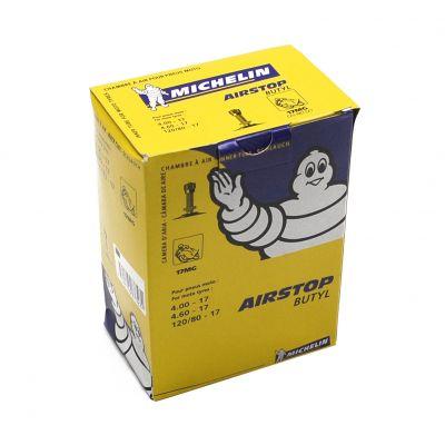 Chambre à air Michelin Street 120/70-17 valve droite TR4
