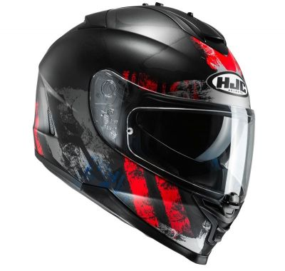 Casque intégral HJC IS17 SHAPY MC1SF