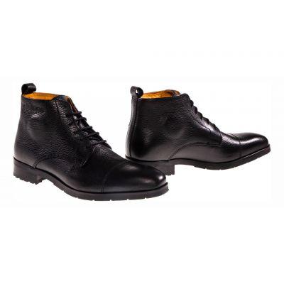 Chaussures moto Helstons Heritage noir