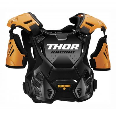 Pare-pierre enfant Thor Guardian Deflector noir/orange