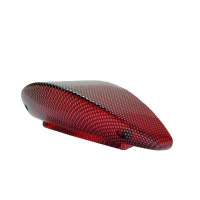 Cabochon feu arrière rouge Carbone Nitro / Aerox / CPI