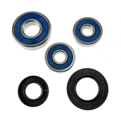 Kit roulements de roue arriere pour gsf400, sv650/s, gsx750f, fzr1000