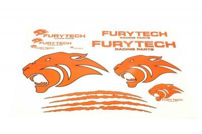 Autocollants Furytech