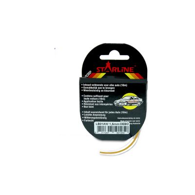 Liseret Tuning Starline 10m x 3mm, or