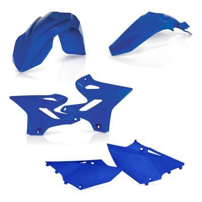 Kit plastiques Acerbis Yamaha 125 YZ 2018 bleu