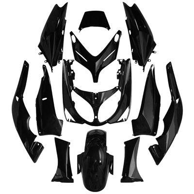 kit plastiques yamaha t max 500 sur la b canerie. Black Bedroom Furniture Sets. Home Design Ideas