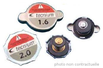 Bouchon de radiateur Tecnium 1,6 bar pour moto japonaises