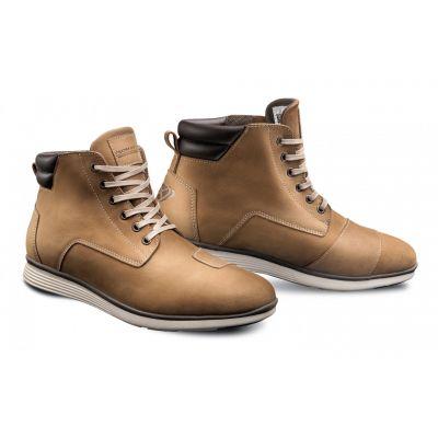 Chaussures moto Ixon Akron moka