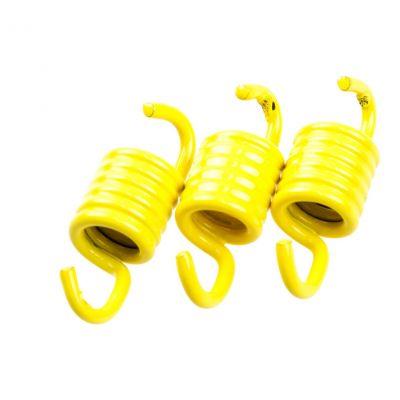 Ressorts d'embrayage Malossi renforcés racing ø 1,8 jaunes Booster/Evolis D.105