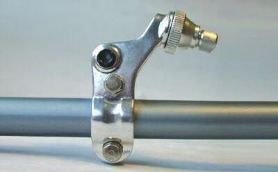 Cocotte d'embrayage Bihr en aluminium forgé pour Yamaha YZ 250 00-14