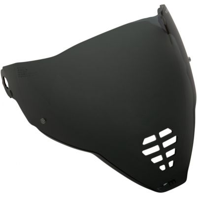 Écran Icon avec prédisposition Pinlock pour casque Airflite fumé foncé
