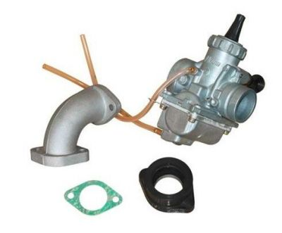 Carburateur Mikuni VM24 diam. 24 mm avec pipe et manchon souple