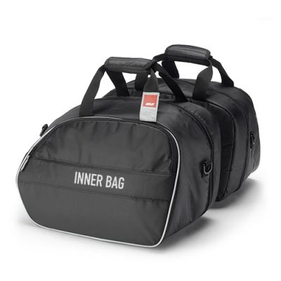 Paire de sacoches interne Givi T443C pour valises latérales V35/V37 noir