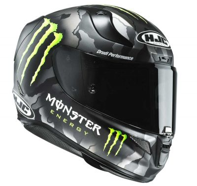Casque intégral HJC RPHA 11 MONSTER MILITARY camo