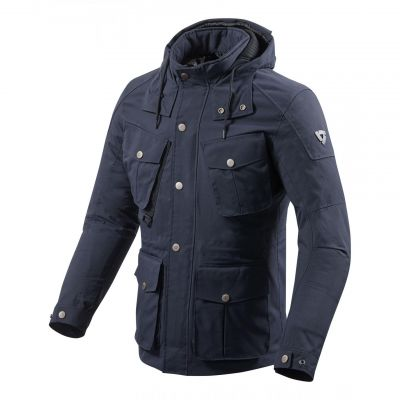 Veste textile Rev'it Triomphe navy