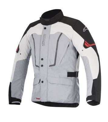 Veste textile Alpinestars VENCE DRYSTAR gris/noir