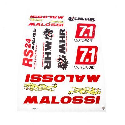 Autocollants Malossi