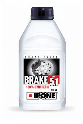 Liquide de frein IPONE DOT 5.1 500ml