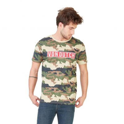 Tee-shirt Von Dutch Bells camo